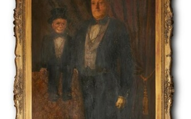 CONTINENTAL SCHOOL (19TH CENTURY) AND LATER JAMES PERKINS, THE VENTRILOQUIST