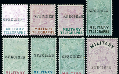 Military Telegraph Stamps