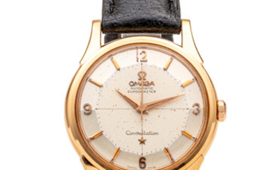 OMEGA, REF. 14381, CONSTELLATION, PINK GOLD