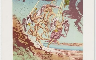Salvador Dali - Return of Ulysses