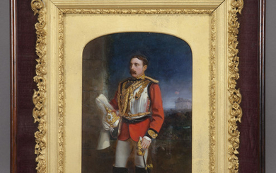 """Style of Sir Edwin Landseer """"Second Life Guards"""""""