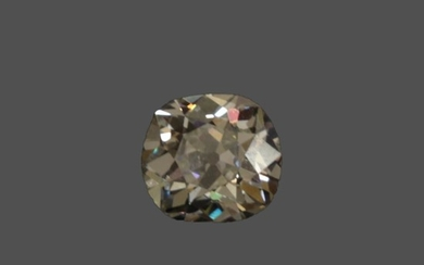 A Loose Cushion Cut Diamond, weighing 2.19 carat approximately not...