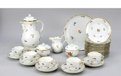 Coffee service for 12 people