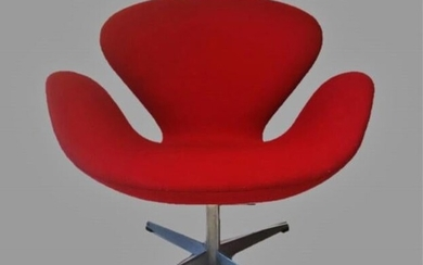 Danish Modern Arne Jacobson Chair, Fritzhansen