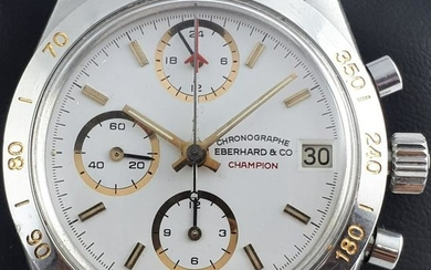 Eberhard & Co. - Champion Chronograph Lemania - 31022 -
