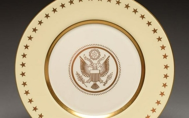 Franklin D. Roosevelt World's Fair/White House China