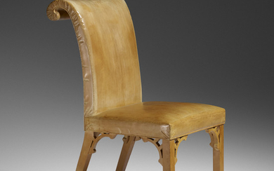 John Dickinson, Prototype Trompe-l'œil side chair