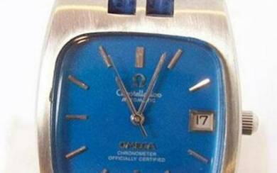 Mens OMEGA CONSTELLATION CHRONOMETER Automatic Watch