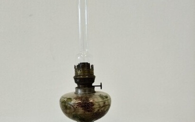 Petroleum Lamp | Handpainted