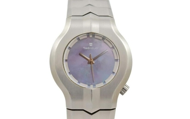Tag Heuer Alter Ego WP1312 Mother of Pearl Dial Ladies