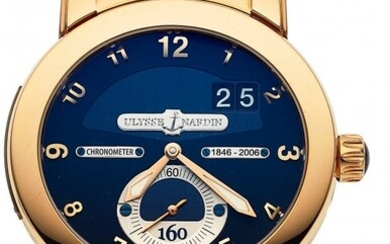 54021: Ulysse Nardin, 160th Anniversary Chronometer, 18