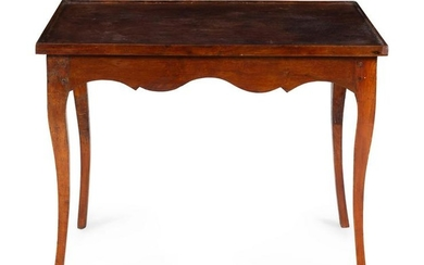 A French Provincial Fruitwood Side Table