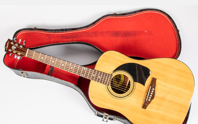 A George Washburn Lyon Acoustic Guitar