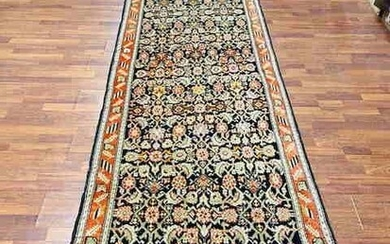 Antique Long Karabagh Caucasian Runner, 2453