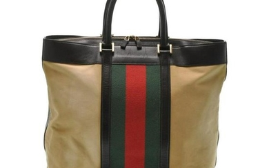 Authentic Gucci Sherry Line Hand Bag