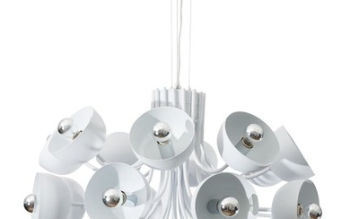CONTEMPORARY SPUTNIK CEILING LIGHT