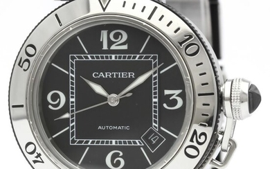 Cartier - Pasha Seatimer - W31077U2 - Men - .