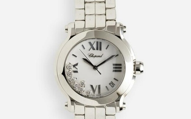 Chopard, 'Happy Sport' wristwatch