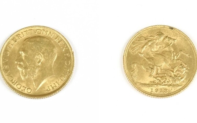 Coins, Great Britain