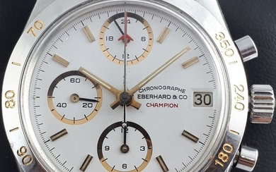 Eberhard & Co. - Champion Chronograph Lemania Automatic - 31022 - Men - 1990-1999