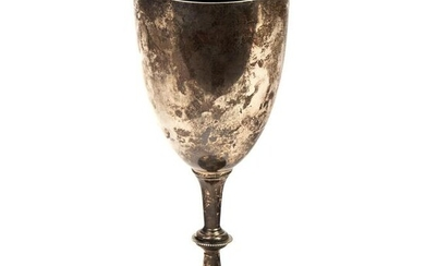 English Sterling Silver For Tiffany & Co. Chalice