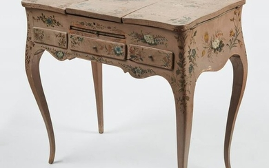 French Late 19th Century Dressing Table
