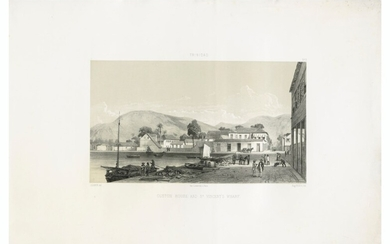 Michel Jean Cazabon (1813-1888), Views of Trinidad