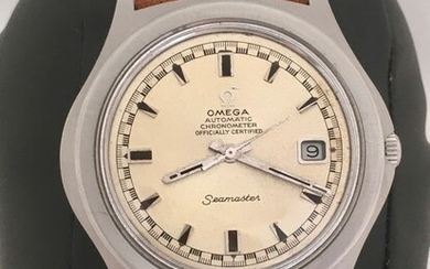 Omega - Seamaster Chronometer XL Vintage (Rare) - 168.050 - Men - 1960-1969