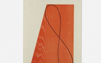 Robert Mangold, Untitled from the Skowhegan Suite