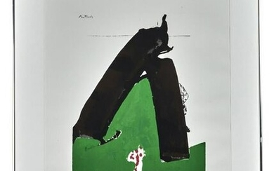 Robert Motherwell - Basque Series