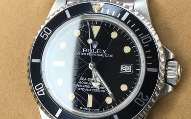 Rolex - Sea-Dweller 666 - 16660 - Men - 1985