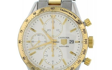 TAG Heuer Carrera Chronograph CV2050 Mens Watch Box