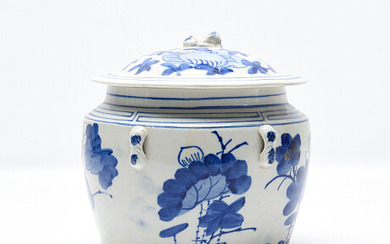 Terrine with lid China 19th century Terrin med lock Kina 1800-tal