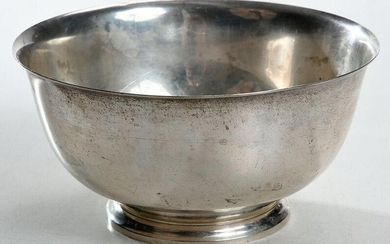 Tiffany Sterling Revere Style Bowl