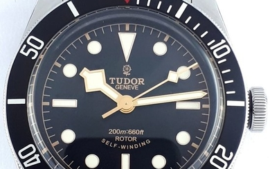 Tudor - Tudor Heritage Black Bay- Men - 2011-present