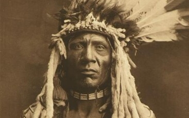 after EDWARD SHERIFF CURTIS (American 1868-1952) A