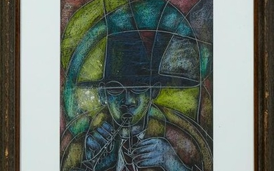"William Tolliver (1951-2000, Mississippi), ""Musician"