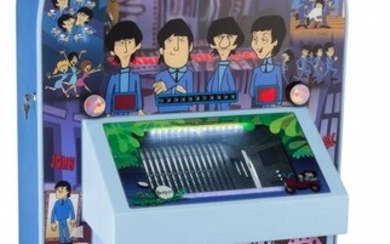 89022: The Beatles Cartoon Compact Disc Limited Edition