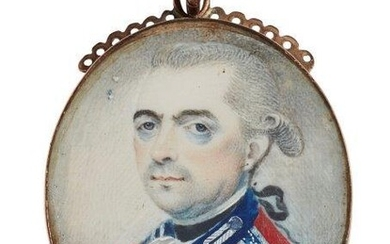 Circle of Henry Spicer, British c.1742-1804- Portrait...