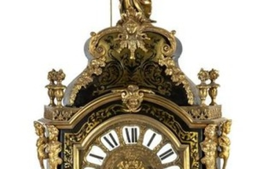 French Boulle Shelf Clock