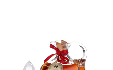 Glenlivet-1938-49 year old Decanter