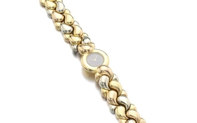 LADY'S GOLD WRISTWATCH, 'CASMIR', CHOPARD