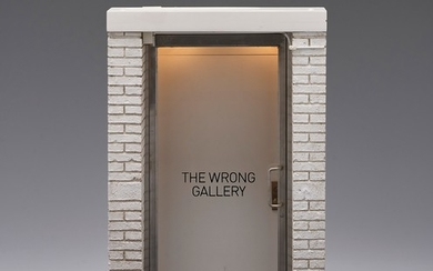 Maurizio Cattelan, The 1:6 Scale Wrong Gallery