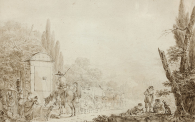 Philippe Jacques II LOUTHERBOURG (1740-1812)