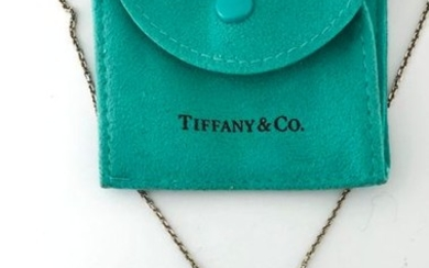 TIFFANY & co, 925°/°° silver bracelet decorated with...