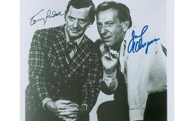 The Odd Couple Signed Photograph