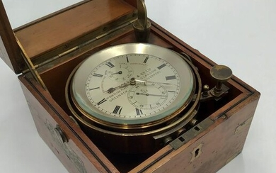 3-Day Marine Ship's Chronometer.