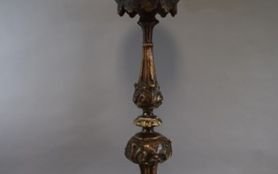 A Late 17th Century/Early 18th Century Continental Silvered ...