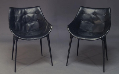 Attributed to Philippe Starck for Cassina, a pair of 'Passion'...