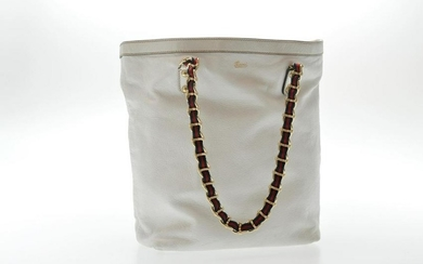 Authentic Gucci Sherry Line Chain Shoulder Bag